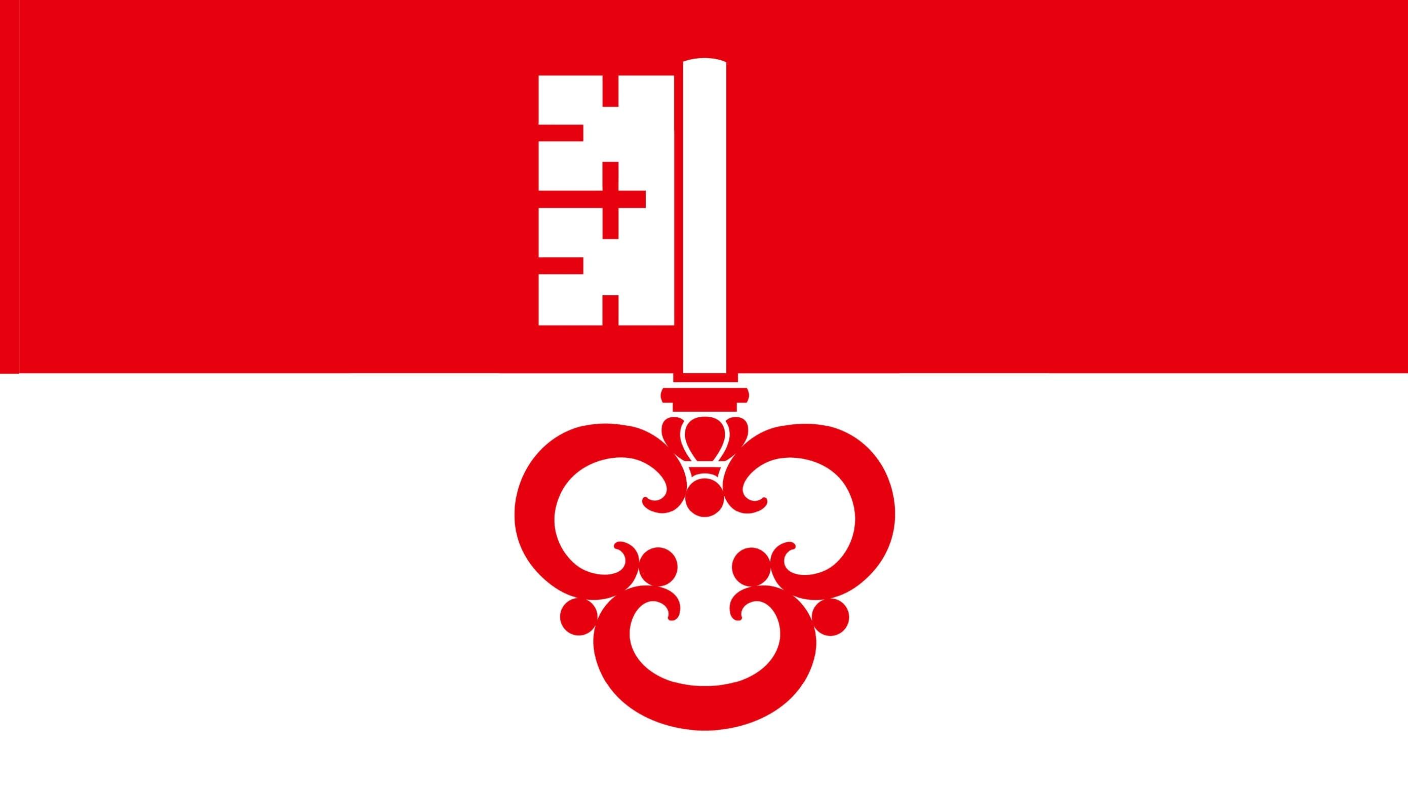 Schlüssel Kanton Obwalden Wappen