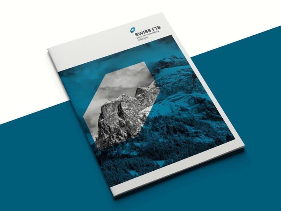 Swiss FTP Titelseite Broschüre