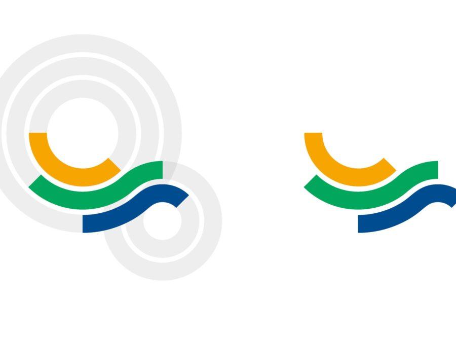 Zugerland Verkehrbetriebe Logo Kontruktion
